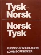 Mini słownik Tysk - Norsk - Tysk /Y