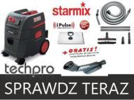 Odkurzacz przemysłowy STARMIX ARDL 1435  GRATISY
