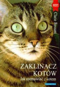 Zaklinacz kotów - - KONIN , kot , Nowa !
