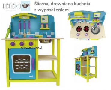 Ekskluzywna Kuchnia Dla Dziecka Drewniane Kuchenki