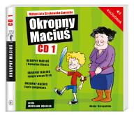 Okropny Maciuś 1-3 AUDIOBOOK CD