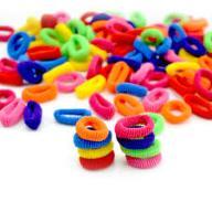 ZESTAW DO WŁOSÓW >200,spinki,gumki,kolory BCM