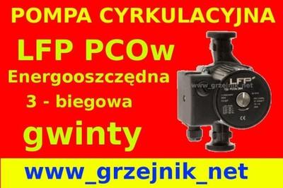 POMPA CYRKULACYJNA LFP PCOw 25/4 GWINTY * HIT! ***