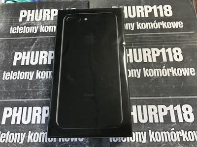 IPHONE 7 PLUS 256GB JET BLACK WAWA CENTRUM 3450