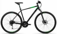 Rower Cube Nature black/flashgreen/grey 62cm 2016