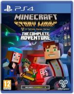 MINECRAFT STORY MODE COMPLETE ADVENTURE PS4 gratis