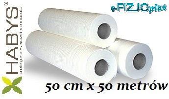 Podkład Higieniczny CELULOZOWY 50x50 mb HABYS