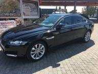 Jaguar XF do ślubu