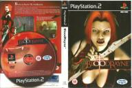 BLOODRAYNE KRWAWY SURVIVAL HORROR PS2/BDB/V-XK-CE