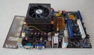 ASUS M2A74-AM SE + AMD PHENOM II X4 940