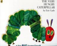 The Very Hungry Caterpillar A big big board book
