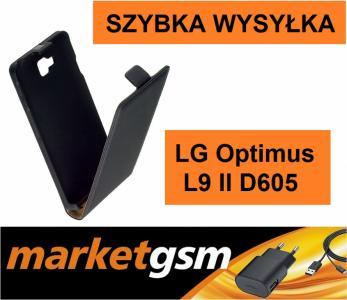 ETUI KABURA SLIM LG OPTIMUS L9 2 II D605 + FOLIA