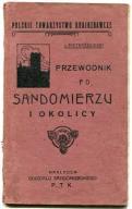 SANDOMIERZ :: przewodnik turystyczny z 1919 roku