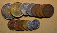 Portugalia - 14 monet mało powtórek - BCM