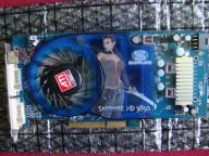 Sapphire ATI Radeon HD 3850 512MB 256bit GDDR3 AGP