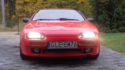 Nissan 100NX GTI perfekcyjny, najlepszy w PL