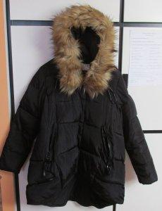 kurtka lewandowska czarna