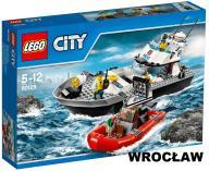 SKLEP ..: LEGO CITY 60129 Policyjna łódź patrolowa