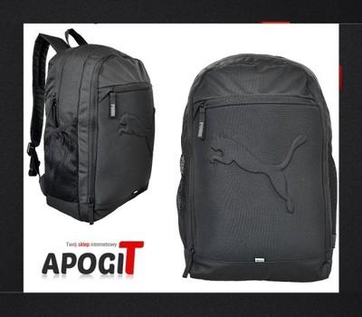 a80620f5122cb PUMA PLECAK SZKOLNY Plecaki Szkoła Tłoczone LOGO ! - 6396354388 ...