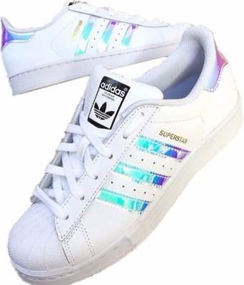 Buty adidas superstar aq6278 hologram z polski 24h Zdjęcie