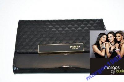 1ae0c2f470884 Monnari PABIA kopertówka czarna lakierowana mała - 6251612926 ...
