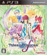 Tales of Graces F - PS3 Użw Game Over Kraków