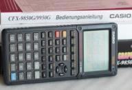 KALKULATOR NAUKOWY CASIO CFX-9850G COLOR OKAZJA
