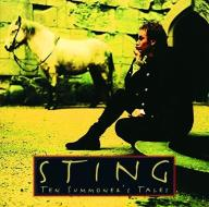 CD Sting - Ten Summoner`s.. -Shm-Cd-