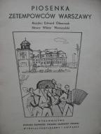 Piosenka Zetempowców Warszawy ZMP 1950