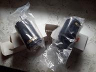 Wtyki na kabel zasilający C004+P004 (komplet) NOWY