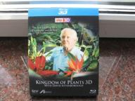Kingdom of Plants 3D w.David Attenborough 2 Bluray
