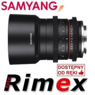 SAMYANG 50mm T1.3 VDSLR AS UMC CS Micro 4/3 MFT