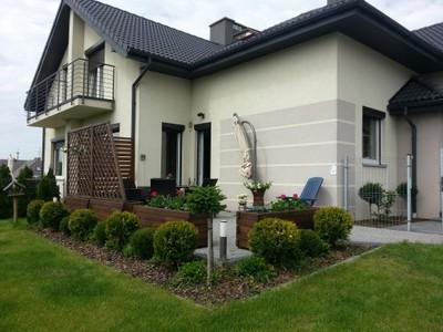 Dom Nowoczesny Luksusowy Ogród Garaż Bezpośrednio 6852744142