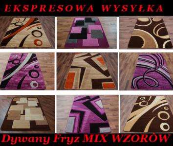 Dywan Fryz Opium Rumba 200x290 Dywan Za Grosze 2x3