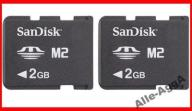 ORYGINAL KARTA SANDISK MEMORY STICK MICRO M2 2GB