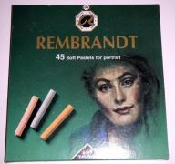 Pastele portretowe Rembrandt 45 portrait pastels