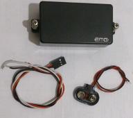 Humbucker pickup EMG81