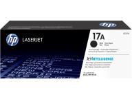 HP Toner 17A Black 1.6k CF217A