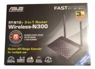 Router Asus RT-N12+ WiFi bezprzewodowy 300Mbps