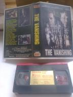 THE VANISHING _ VICTRON VIDEO _ MEGA UNIKAT !!!