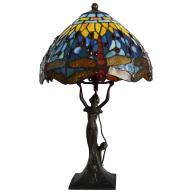 Lampa Tiffany Secesja FVAT 23% Grodzisk Maz.