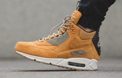 buty zimowe nike air max 90 sneakerboot trainersoutlet