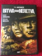 Bitwa nad Neretvą DVD
