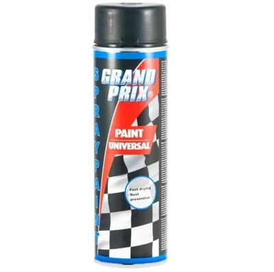 Lakier samochodowy GRAND PRIX 500ml czarny połysk