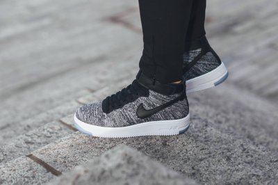 Nike Air Force 1 Ultra Flyknit (818018 001) r.44