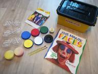 Snazaroo zestaw farb do malowania twarzy