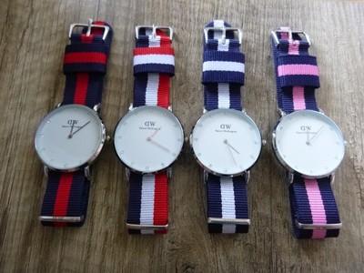 Zegarki z logo DW, Daniel Wellington nowe