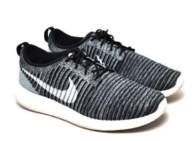 Buty męskie Nike Roshe Two Flyknit V2 Czerń Ceny i