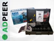 Zgrzewarka do rur z kamieniami 800/1500W Bass 6503