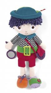 Lalka do nauki ubierania Baby Play Max WARSZAWA